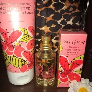 Pacifica Hawaiian Ruby Ginger Body Butter Perfum